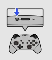 Синхронизация Pro controller нинтендо свитч