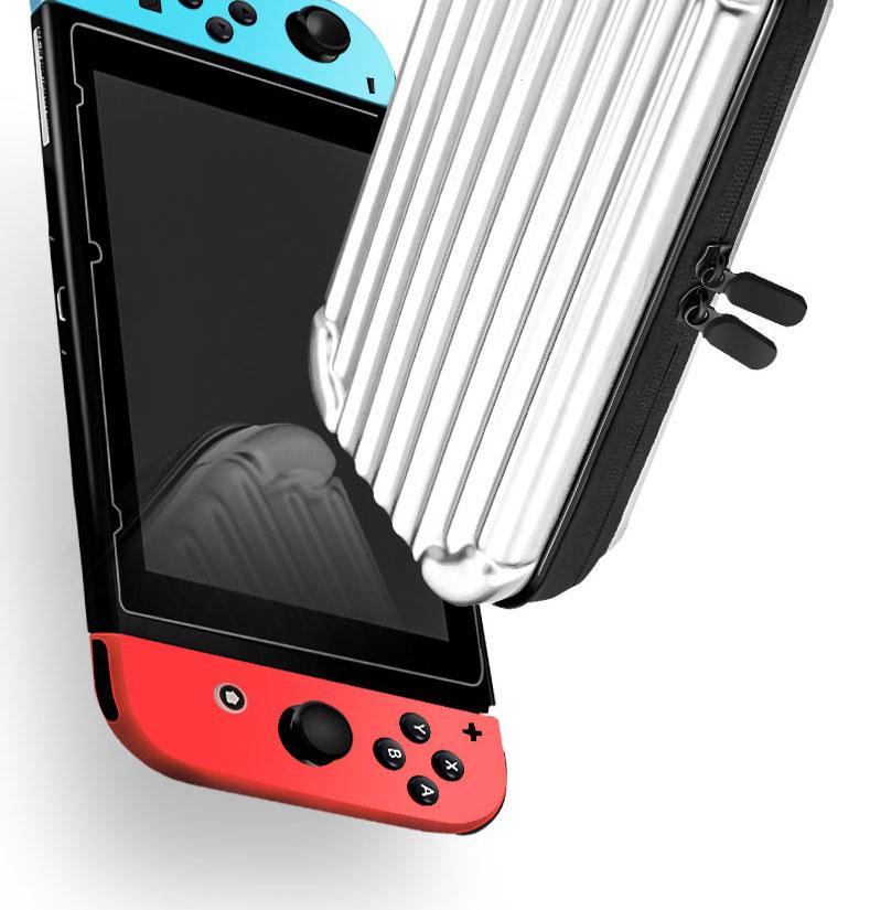 купить чехол серый нинтендо свитч, чехол Nintendo Switch Украина