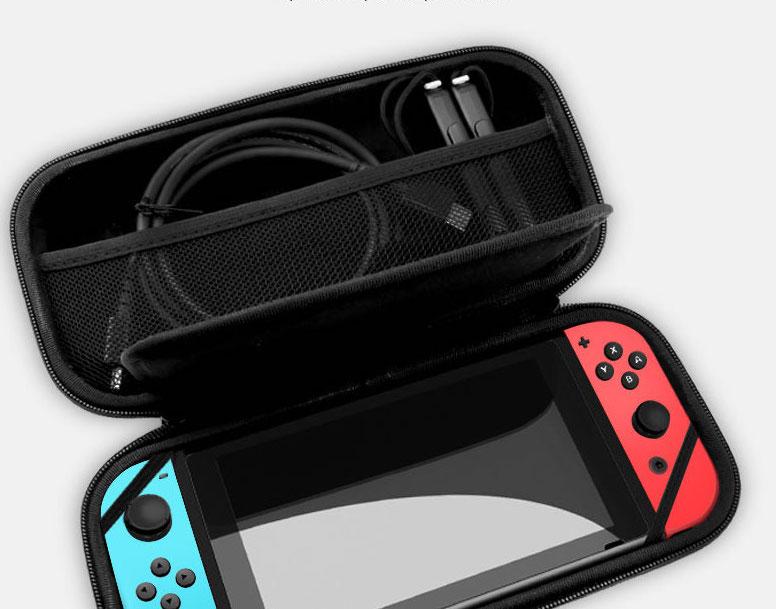 купить чехол голубой нинтендо свитч, чехол Nintendo Switch Украина