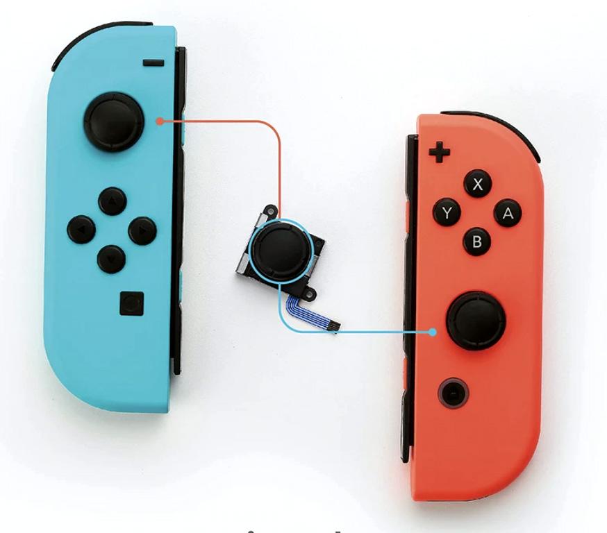 Купить стик для ремонта joy-con Nintendo Switch Украина