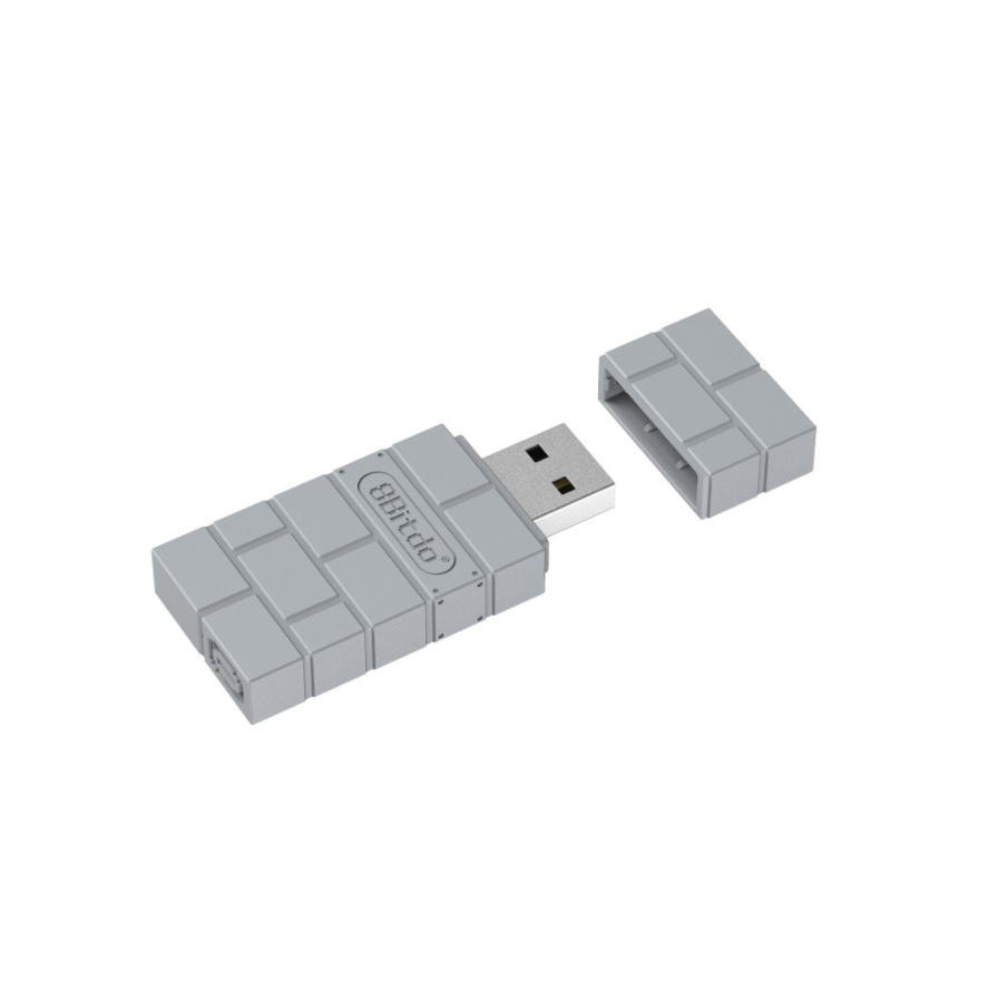 USB Bluetooth адаптер 8Bitdo для подключение Dualshock 4 и Xbox one геймпад к Nintendo Switch, как подключить Xbox One геймпад к Nintendo Switch, Подключить дуалшок 4 к нинтендо свитч