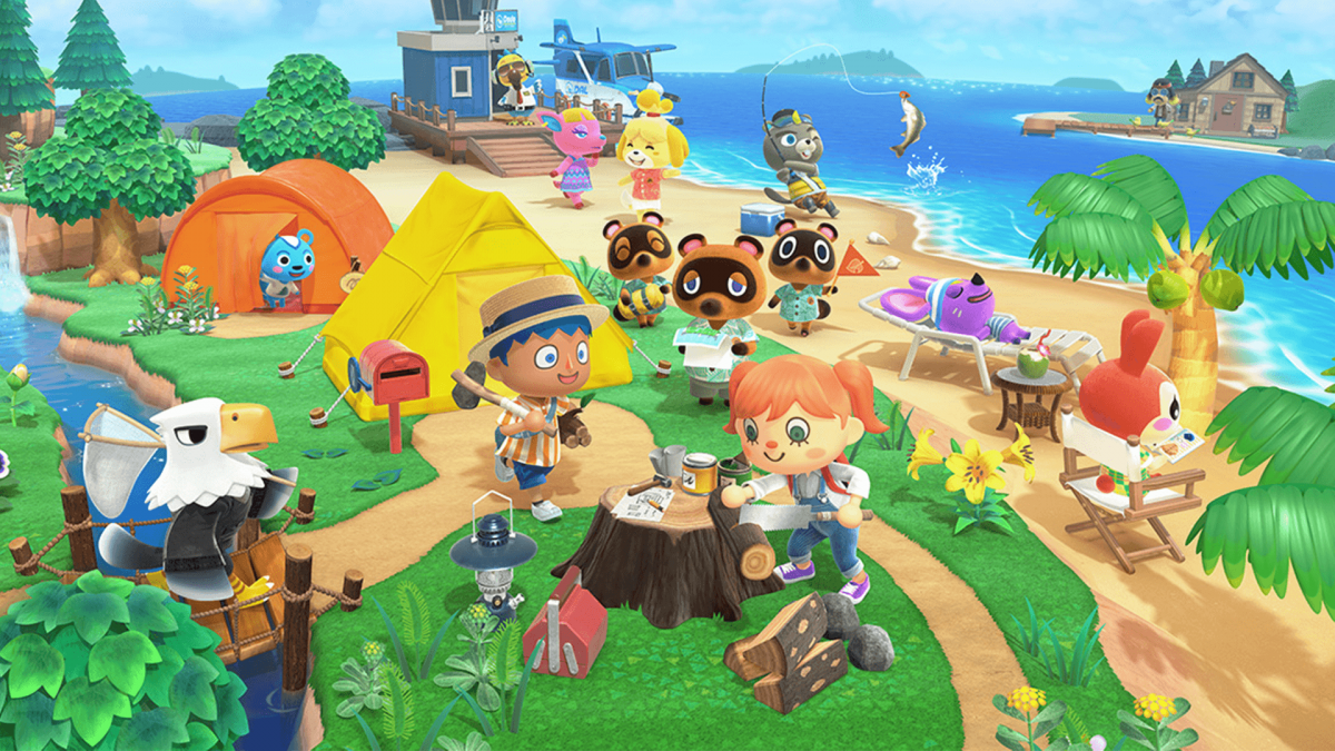 Купить игру Animal Crossing: New Horizons для Nintendo Switch картридж на русском языке, Игра анимал кросинг