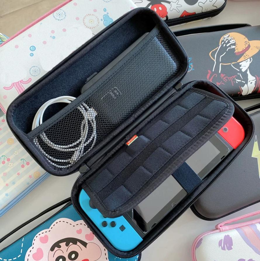 Прикольный чехол для Nintendo Switch, чехол для нинтендо свитч корпорация монстров, купить чехол нинтендо свитч