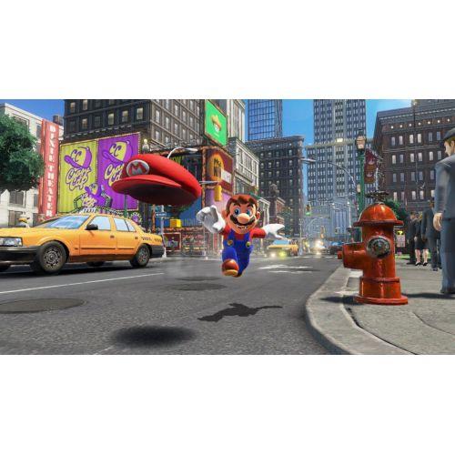 Купить новую игру Super Mario Odyssey для nintendo switch и нинтендо свитч лайт lite, открытый мир с хорошим геймплеем