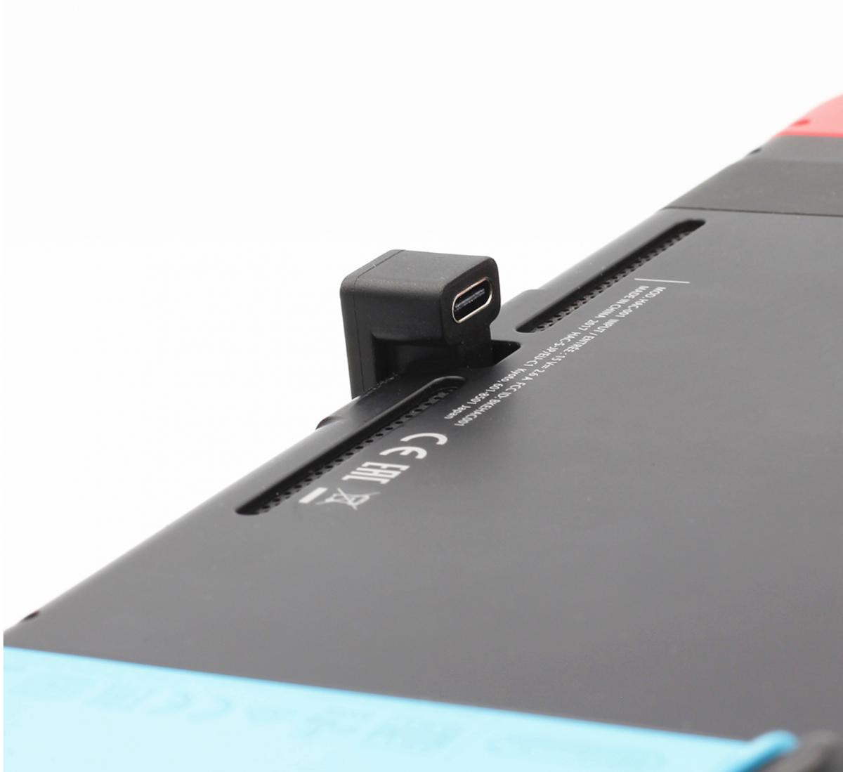 U образный адаптер type-C Gulikit для Ninendo Switch