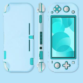 Чехол голубой для Nintendo Switch Lite