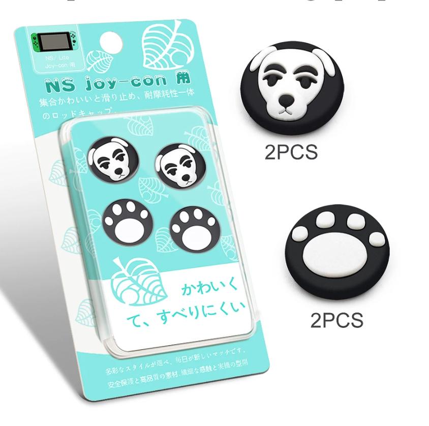 купить накладки на стики, накладки на стики Nintendo Switch, купить силиконовые накладки Nintendo Switch Lite