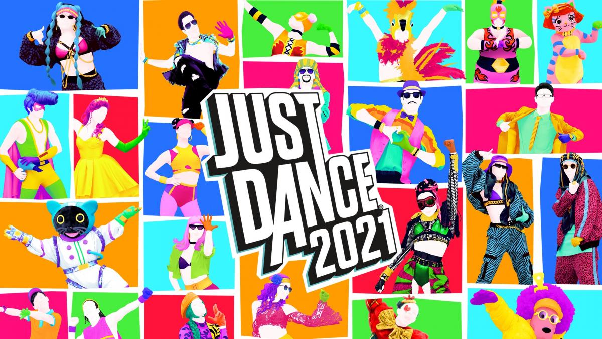 Just Dance 2021 русская версия Nintendo Switch новый картридж