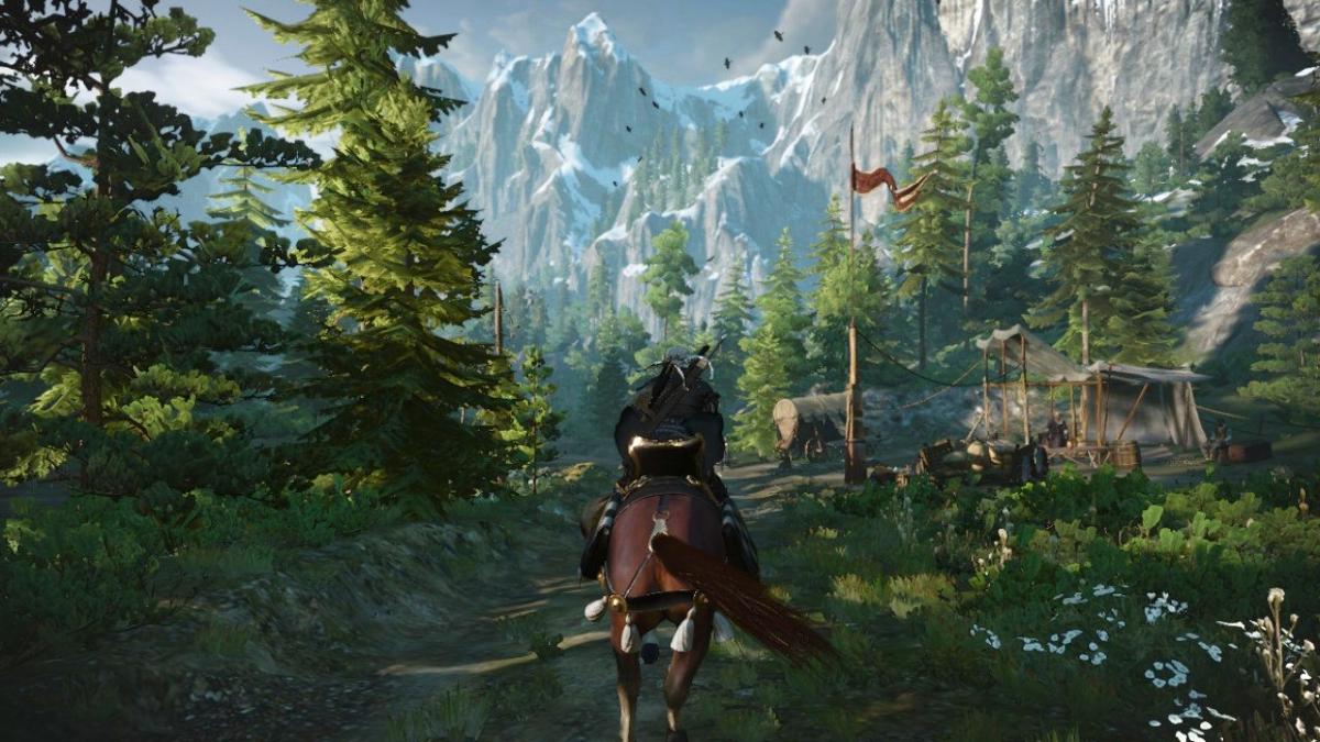 Ведьмак 3: Дикая Охота | The Witcher 3: Wild Hunt Complete Edition для Nintendo Switch engl, купить ведьмака для нинтендо свитч
