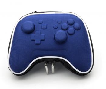 Синий чехол для Pro controller