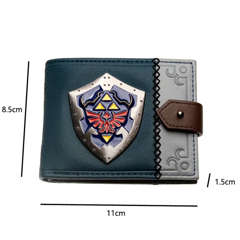 кошелек  в стиле The Legend of Zelda, купить кошелек Зельда, Fun Shop Zelda