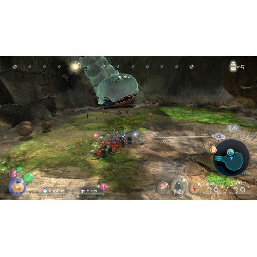 игра, pikmin,  Nintendo Switch, Pikmin 3 Deluxe,  купить  игру Pikmin 3 Deluxe