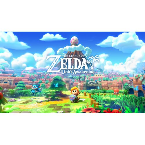 купить игру The Legend of Zelda: Link's Awakening Nintendo Switch