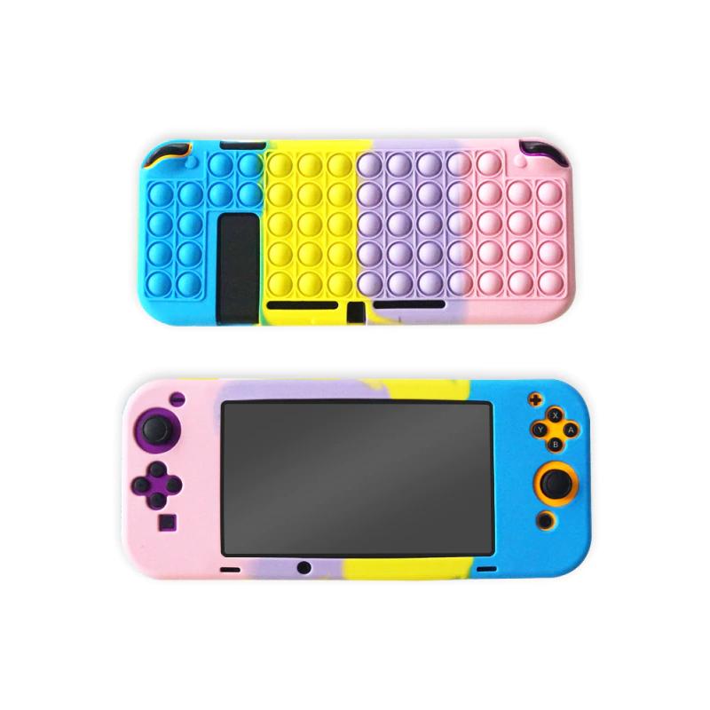 купить чехол для Nintendo Switch pop it, купить чехол для Нинтендо свич поп ит