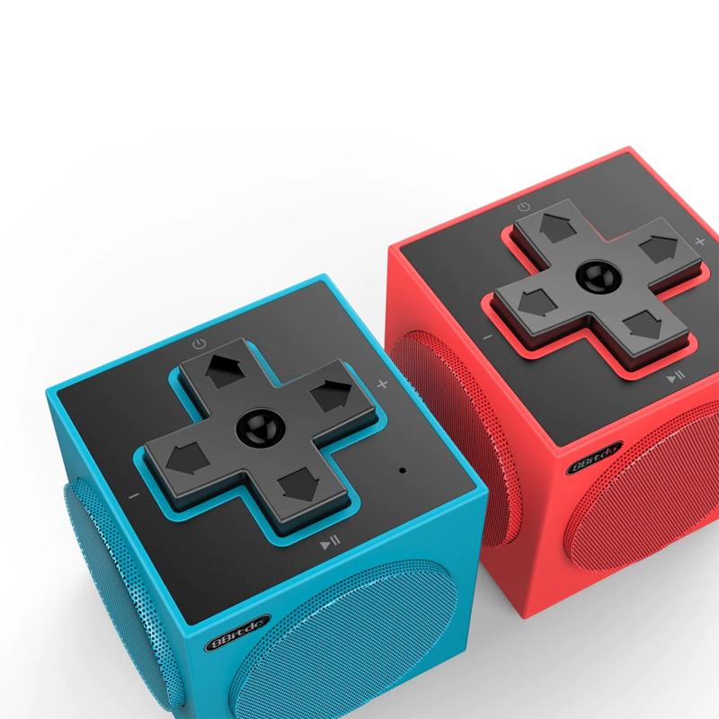Bluetooth-колонки 8bitdo Gemini TwinCube, купить блютуз колонку для нинтендо свич