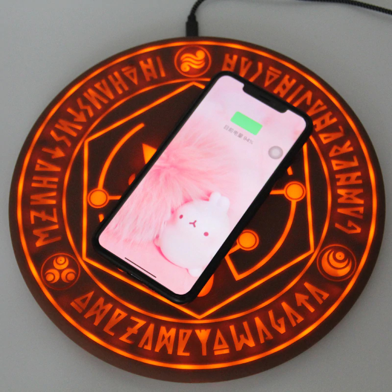 Беспроводная зарядка для телефона Zelda, Беспроводная зарядка для телефона по мотивам игры Zelda