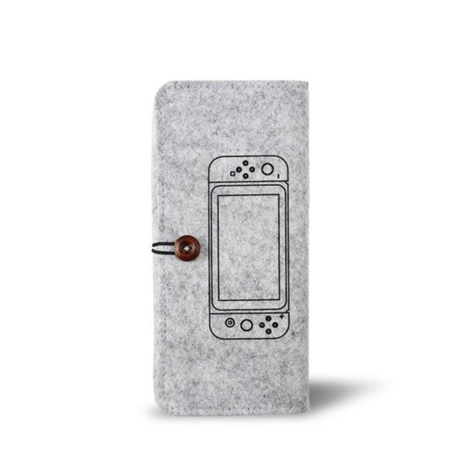 чехол войлочный для Nintendo Switch Lite, купить чехол мягкий для Nintendo Switch Lite, чехол Nintendo Switch Lite Украина