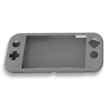 Чехол силиконовый Nintendo Switch Lite серый