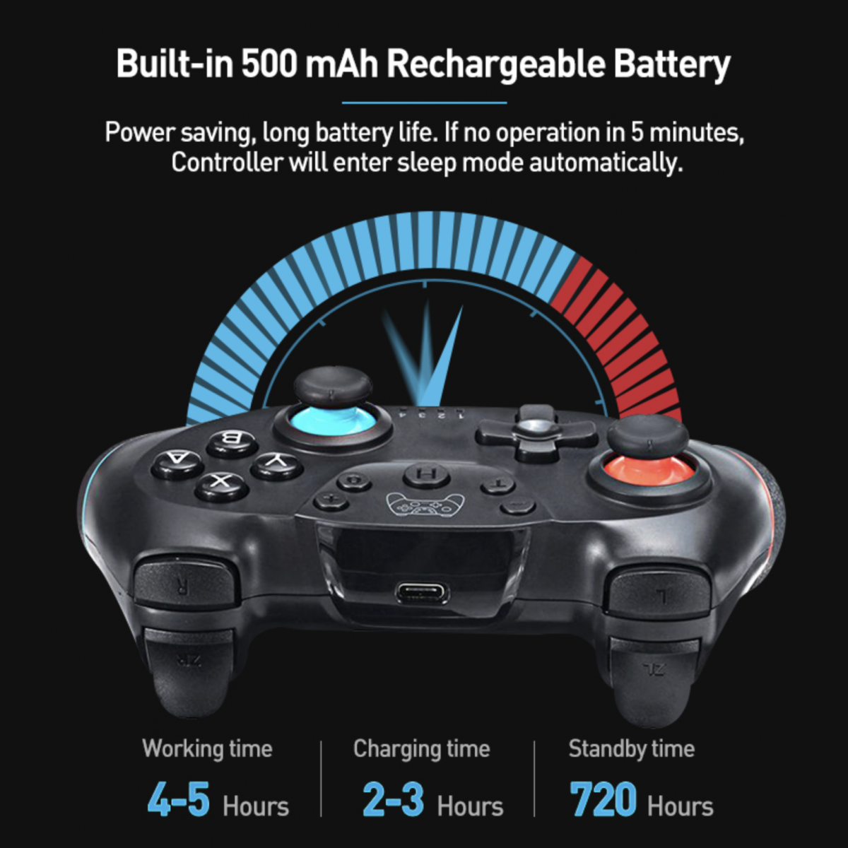 Беспроводной контроллер для Nintendo Switch, где купить в Украине